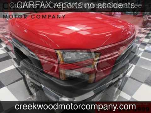 2007 chevrolet silverado 2500hd classic lt1 used cars for Creek wood motor company