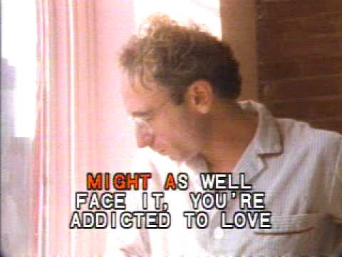 08  Robert Palmer   Addicted To Love Pioneer Karaoke