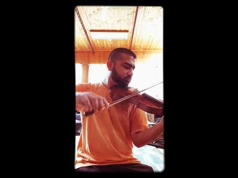 রমজানের ঐ রোজার শেষে (Romjaner oi rojar sheshe) - Violin