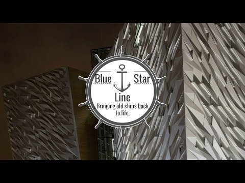 Welcome to Blue Star Line.