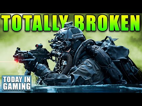 Cheaters Have Totally Broken Warzone - PS5 Gets First Critical Update - Today In Gaming