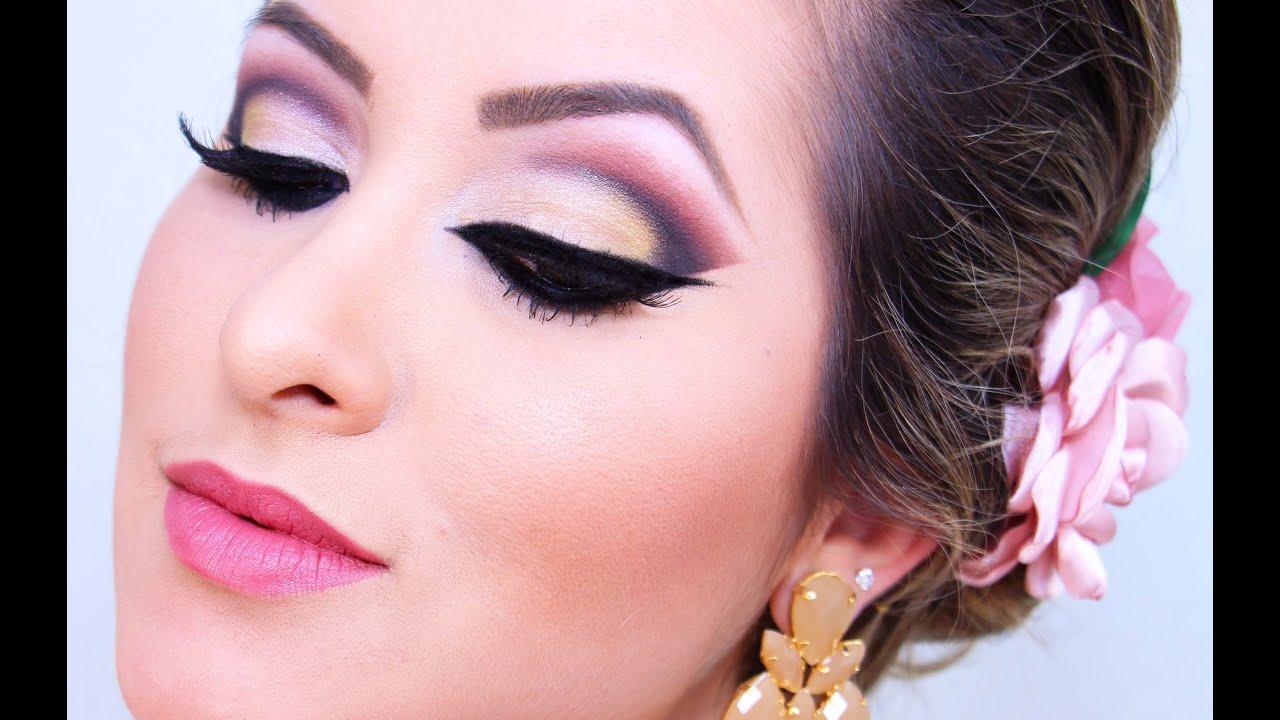 Populares Maquiagem Moderna para Noivas (2014) ჱܓ ~ Extravaganza por Van  LX44