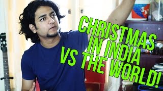 THINGS WE GET WRONG ABOUT CHRISTMAS IN INDIA : Midnight Mass, Secret Santa & More! : Brown Kids