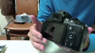 Cheap Ebay Screen Protectors - Nikon D5100 - Classic Quick Review