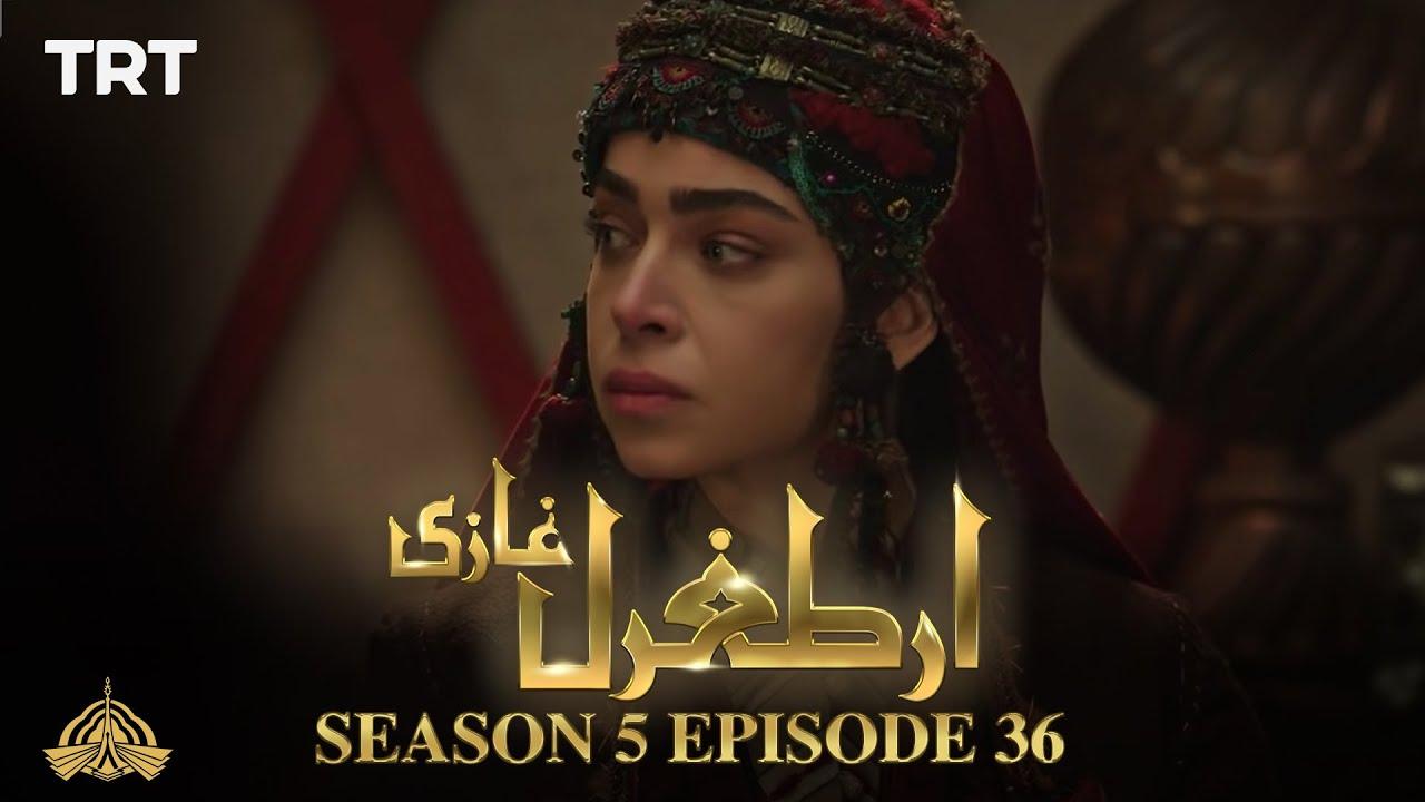 Download Ertugrul Ghazi Urdu | Episode 36| Season 5