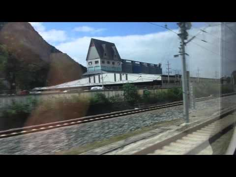 CRH2A D9665 - Guilin (桂林) → Liuzhou (柳州)(7/29/2015)