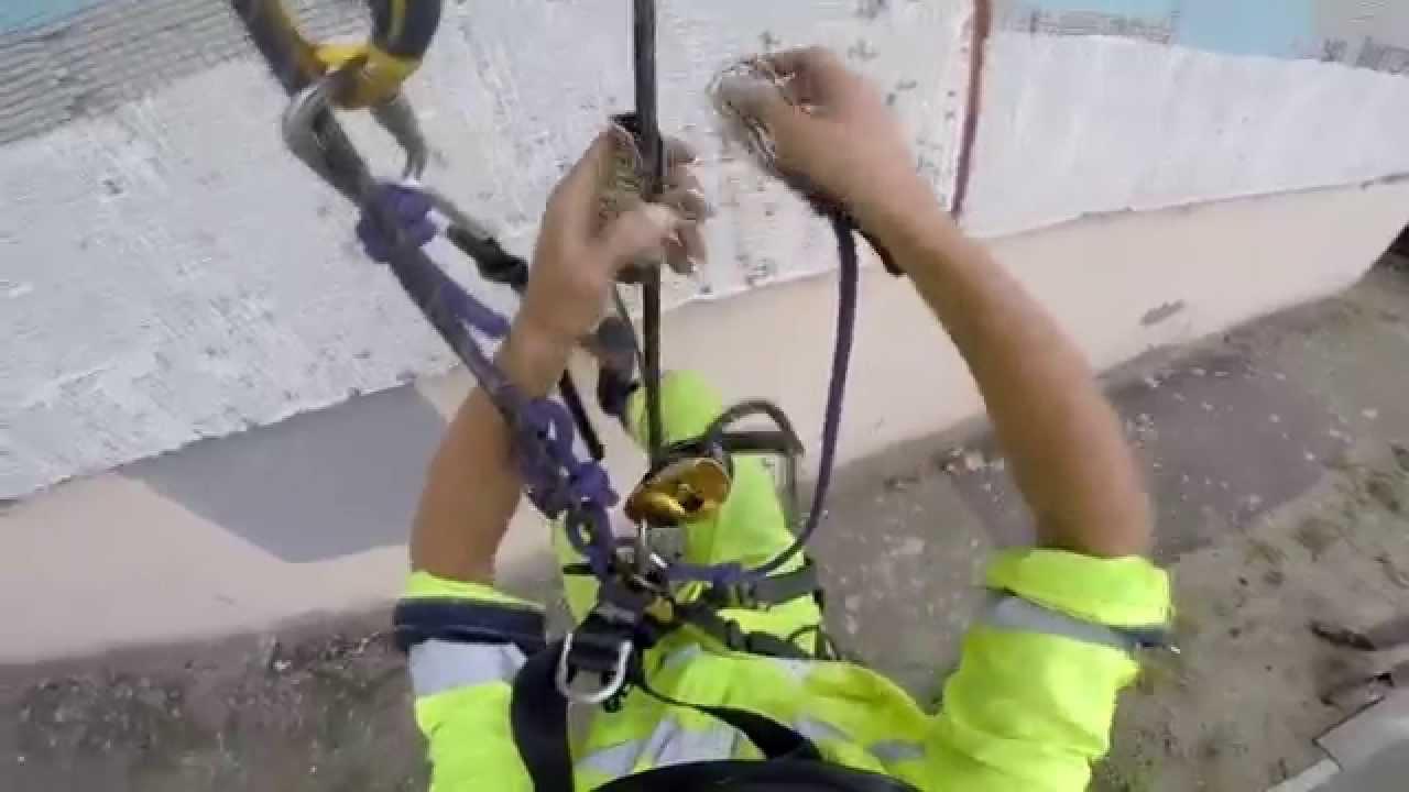 Жумар альпинизм Climbing Technology Quick-up DX - YouTube