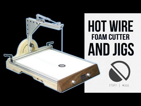 [WQZT_9871]  Hot Wire Foam Cutter (and jigs) for professional model makers - styro  slicer - YouTube | Hot Knife Wiring Diagram |  | YouTube