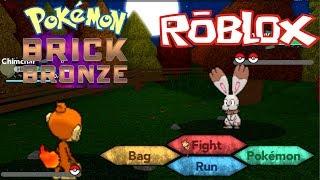 ROBLOX - An Incredible Pokemon Game - Pokemon Brick Bronze