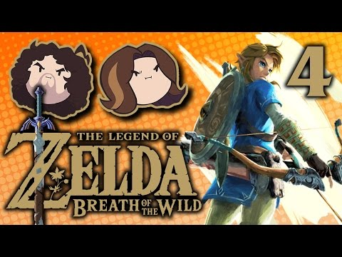 Breath of the Wild: Extreme Surfing - PART 4 - Game Grumps