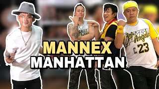 MANNEX MANHATTAN Interview + What's in the box Challenge (PART 1)