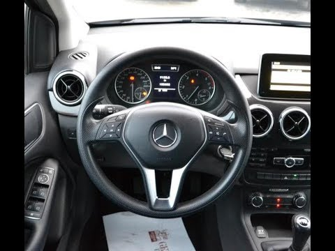 How To Remove Steering Wheel Airbag Mercedes Benz B