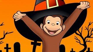 Jorge el Curioso en Español 👻Recopilación Especial de Halloween 👻Mono Jorge 🐵Caricaturas para Niños