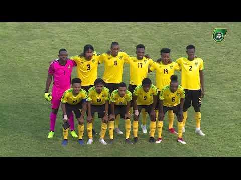 Under 23 Reggae Boyz vs Dominica    Caribbean Qualifier    Full Match