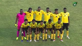 Under 23 Reggae Boyz vs Dominica || Caribbean Qualifier || Full Match
