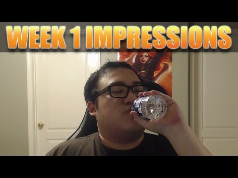 Scarra - Preseason Week 1 Impressions