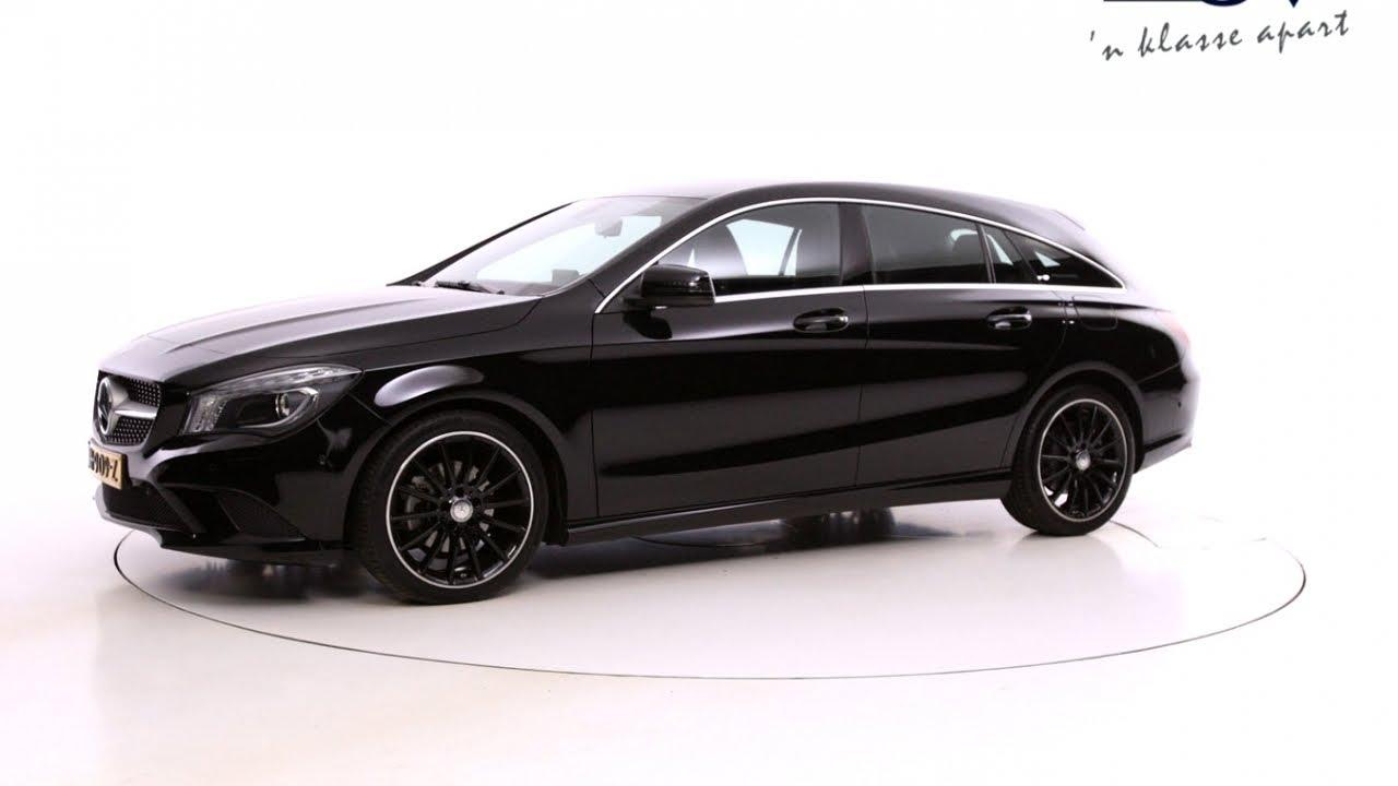 Mercedes Benz Cla Klasse Shooting Brake 180d Urban 18amg