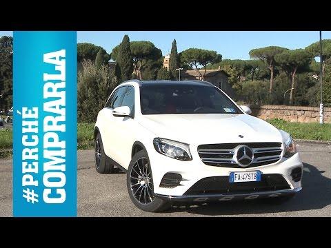 Mercedes GLC (2015) | Perché comprarla... e perché no