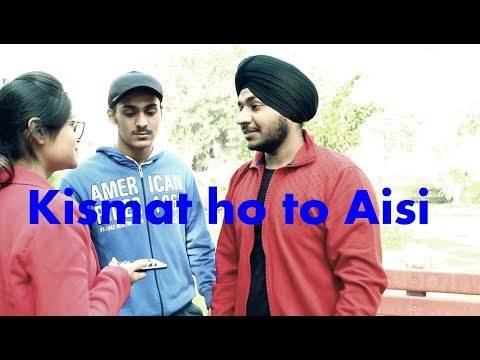 Kismat Ho To Aisi 😂😂  Watch till the End -Amit singh AS
