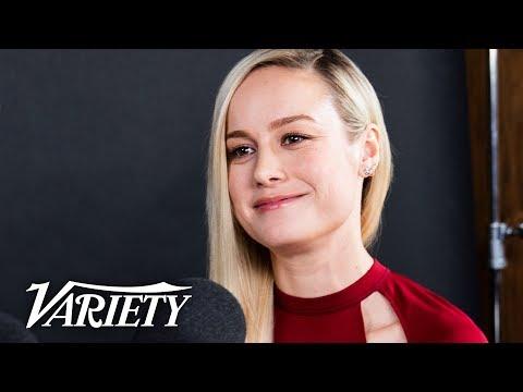 Brie Larson On &39;Captain Marvel&39; Success & Female Empowerment