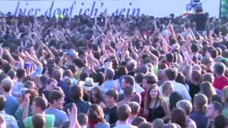 Der wahrscheinlich größte Flashmob aller Zeiten?! *DAS FEST 2009* (German Video!)
