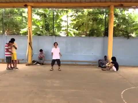 Harlem shake from Luanda French School