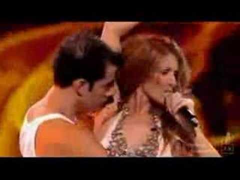 Celine Dion Eyes on Me Live !