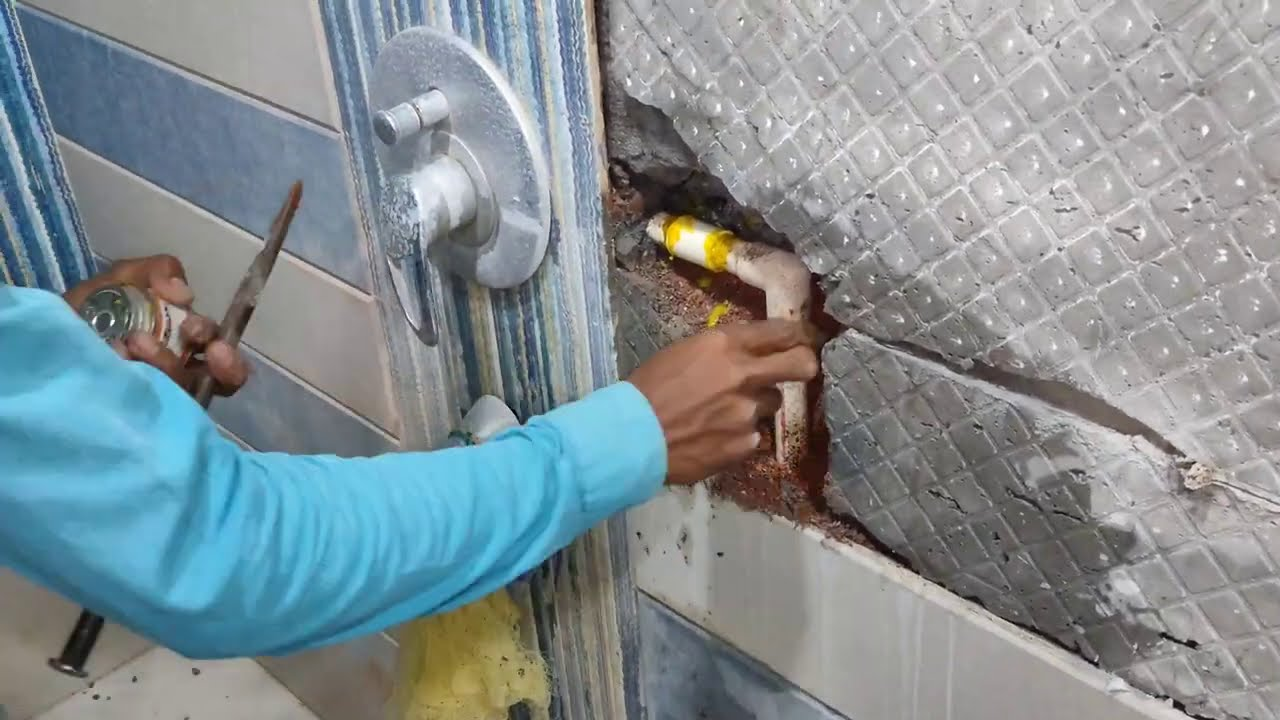 how to repair drilling pipe