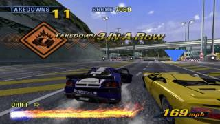 Burnout 3 on the PC