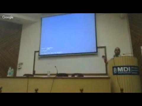MDI Talk