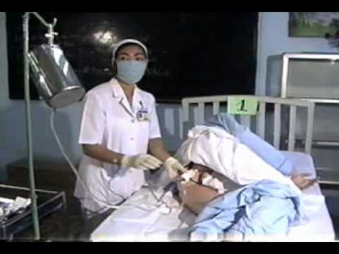 15.Săn sóc Bệnh nhân Tai biến - Kỹ Thuật Thụt Tháo