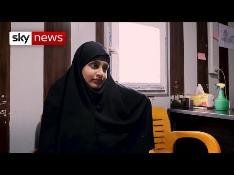 Breaking News: Shamima Begum says she was aware of IS executions