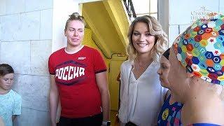 Ватерполистки Евгения Иванова и Анна Тимофеева вернулись с кубка мира по водному поло