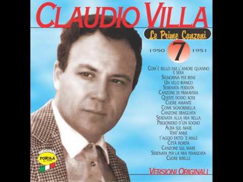 Claudio Villa     -       Canzone Di Primavera