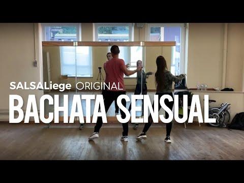 Bachata Online | Mon premier cours de danse sur le pas de base de Bachata pour débutant