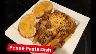 How to Make: Penne Pasta Dish