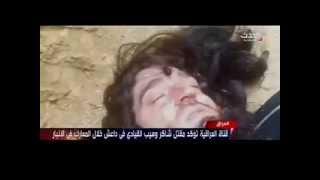 عاجل بالفديو تعرف كيف قتل شاكر وهيب اهم قيادي تنظيم الدولة الإسلامية في الانبار