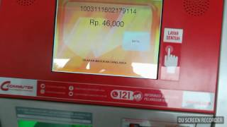 Download Video isi ulang kartu multi trip ( kmt ) KRL Jabodetabek MP3 3GP MP4