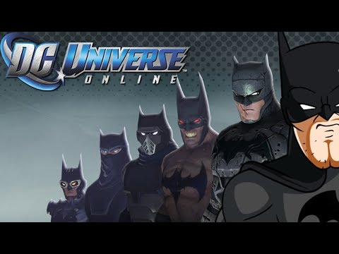 [LIVE] DC Universe Online Episode 4 - Kwing