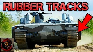 Rubber Tracks on Tanks - Are they worth it?