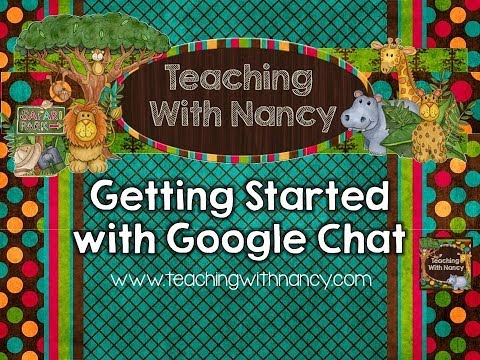 Tutorial On Getting Started With Google Chat