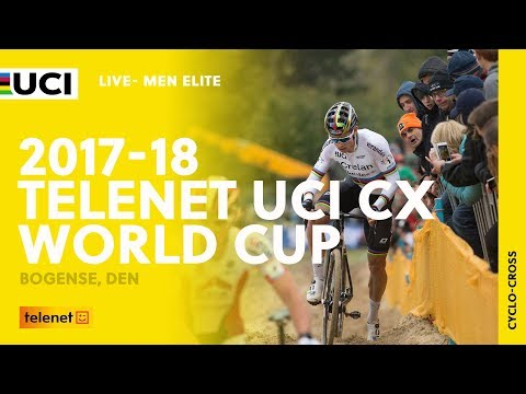 2017-18 Telenet UCI Cyclo-cross World Cup – Bogense (DEN) - Men Elite