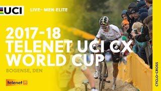 2017-18 Telenet UCI Cyclo-cross World Cup – Bogense (DEN) - Men Elite