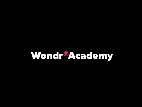 WondrAcademy Launch