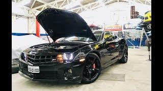 "Projeto #069: Chevy Camaro SS Z/600 '12 - The ""BlackBee""."