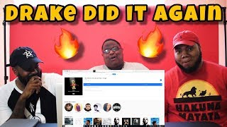 Drake - The Best In The World Pack (REACTION) 🔥