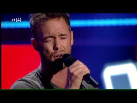 парень нереально крутой голос ,талант который порвал всех