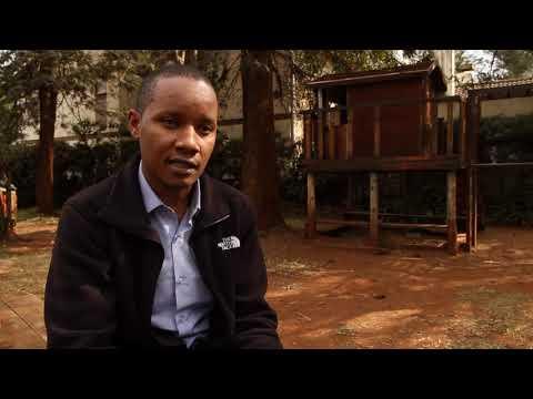 #CityShapers: Jesse Wambugu, Lavington