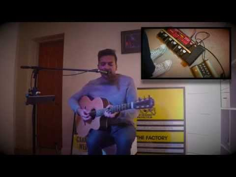 Get Lucky vs This Charming Man (Richie Phillips Live Looping Cover)