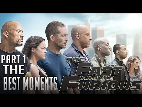 The BEST of The Fast and The Furious : PART 1